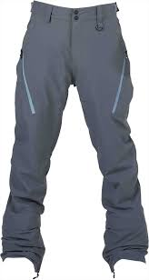 Bonfire Snow Pants Size Chart Bonfire Surface Ski Snowboard Pants L Dark Slate