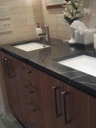 R Prefabricated Bathroom Vanity Tops Engineered Stone Countertops Granite  Faux Quartz Top Kitchen