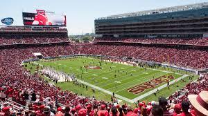 San Francisco Stadium Seating Chart Levis Stadium Wikipedia