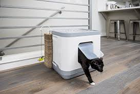 image covered cat litter. Covered Cat Litter Box Removable Hooded Top Cover For Easy Cleaning In Plan 19 Image