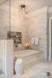 ceramic tile bathrooms. Delighful Tile Cream White Ceramic Tile Bathroom With Soaker Tub In Ceramic Tile Bathrooms R