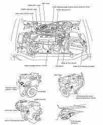nissan altima engine diagram nissan wiring diagrams online
