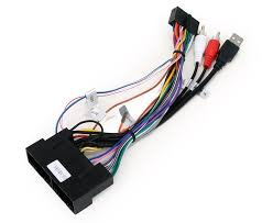 vw stereo wiring harness reviews online shopping vw stereo hotaudio ha2xxx stereo wiring harness adaptor power cable for iso toyota vw nissan kia hyundai mitsubishi ssangyong connector