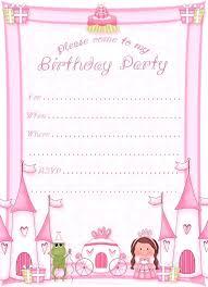 printable invitations for kids printable kids birthday invitations kids birthday invitation new