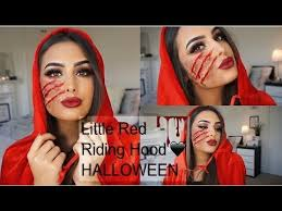 the little red riding hood makeup tutorial 2016 you