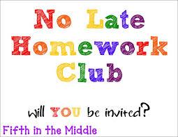 best no homework policy ideas missing work st  ice breaker games for kids first day