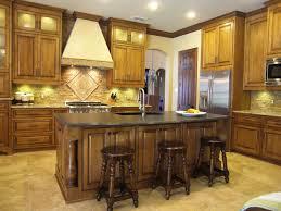 Natural Oak Kitchen Cabinets Kitchen Room Design Diy Kitchen Modern Style Displaying Natural