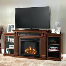 noir electric fireplaces real flame stand with fireplace comfortable and also 3