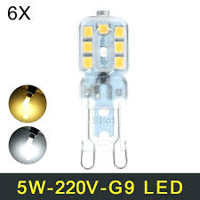 g9 halogen bulb led replacement