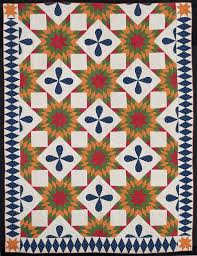 19 best Quilts and Color images on Pinterest | Vintage quilts ... & Touching Sunbursts quilt Touching Sunbursts quilt, American, Pieced printed  cotton plain weave top, cotton plain weave backing and binding; Adamdwight.com