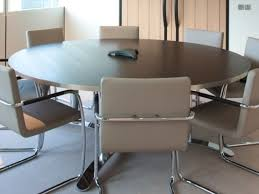 round boardroom tables 5