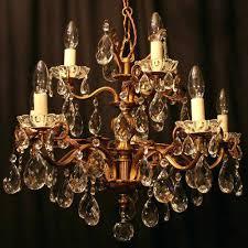 antique chandelier chandeliers antiques atlas gilded 8 light parts uk