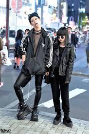 dark harajuku street styles w never mind the xu demonia chanel nadia