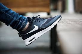 nike air max office. Nike Wmns Air Max Thea - Obsidian (by Worldbox) Buy From Sneakersnstuff / Zalando UK Office Lady Foot Locker Finishline U