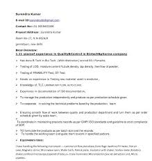Microbiologist Resume Sample] Microbiologist Resume Template 5 .