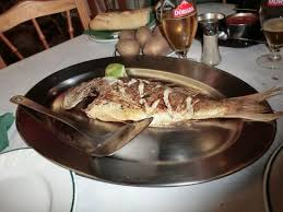 Beautifully cooked fish - Review of Casa Juana, Tenerife, Spain ...