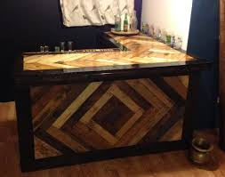 diy pallet bar. Best Diy Pallet Bar How To Build A From Pallets Sketches For The Top And