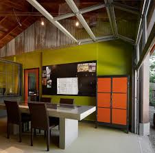 garage office designs. Garage Home Office. Ceiling Office Contemporary With Vaulted Multicolored Wall Clocks Designs G