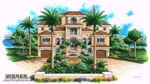 mediterranean house plans 5000 sq ft