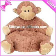 animal bean bag chair s stuffed storage wowcher diy