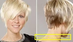 Asymetrické účesy Nejlepší účesy Pro Krátké A Dlouhé Vlasy ženský
