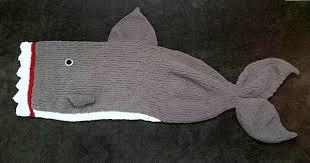Shark Blanket Pattern