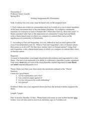 christianity study resourceschristianity essays