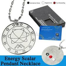 details about power energy pendant
