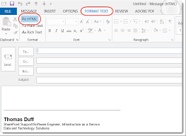 Adding Background Colors And Images To Outlook Emails One