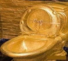 24k gold toilet paper. solid gold toilet 24k paper r