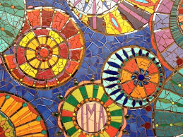 glass mosaic art week 9 glass mosaic art create your own collection of art while learning glass mosaic