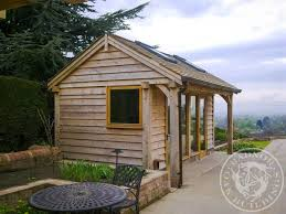 home office in the garden. Wonderful Home Radnor Oak  Home Office Framed Annex Garden Room With In The