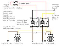 high beam not working honda accord redflagdeals com forums wiring diagram of most headlight setups image