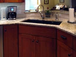 Kitchen Corner Sink Cabinet Corner Sink Cabinet For Attachment Kitchen Corner Sinks