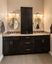double sink bathroom vanity dimensions modern frameless wall mirrors cool black elliptical sink vessel double white