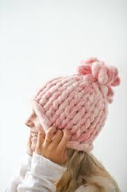 Bulky Yarn Knit Hat Pattern
