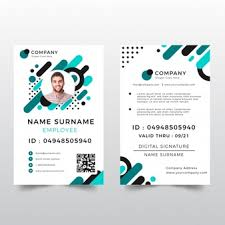 Volunteer Id For Simple 20 Card How Step Template To Resume Write