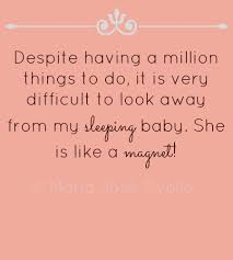 Sleeping Baby Quotes Fascinating 48 Sweetest Quotes About Sleeping Babies Disney Baby