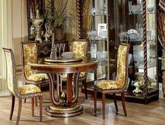 opulent furniture. Brocade Chairs And Wooden Table Here Are Some Beautiful Opulent Looking Tables From Luxury Furniture L