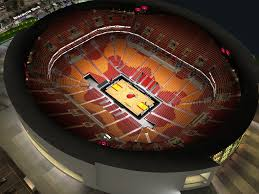 Heat Arena Seating Chart 3d American Airlines Seat Online Charts Collection