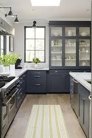 gray kitchen design idea 61