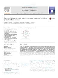 Pdf Integrated Techno Economic And Environmental Analysis