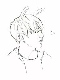 High quality photos of your favorite kpop artists. Bts Coloring Pages Print Members Of A Popular Korean Group