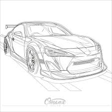 I accept orders illustration of your car write me in direct message or contact in