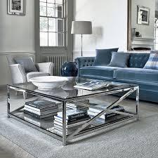 manhattan square coffee table