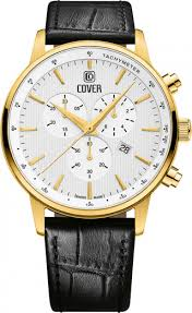 <b>Мужские часы Cover</b> Co185.07 (Швейцария, кварцевый механизм ...