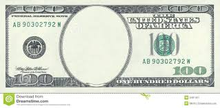 Design Your Own Dollar Bill Template New 100 Dollar Bill Blank Template Invitation Templates