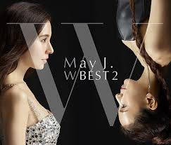 May J.、ベストAL『May J. W BEST 2 -Original & Covers-』キービジュアル&ジャケ写公開 | Daily  News | Billboard JAPAN