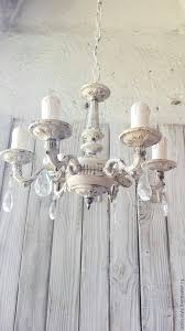 order chandelier provence shabby chic vintage leninstyle livemaster