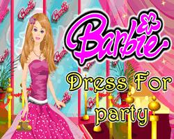 barbie princess dress for party
